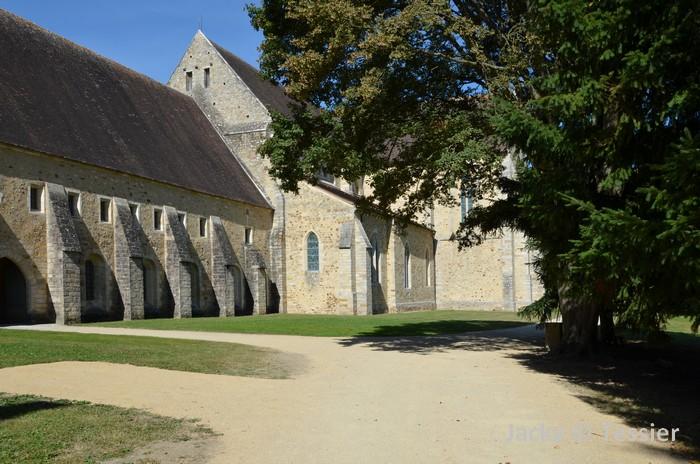 Abbaye de l_Epau