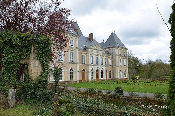 Chateau de Segrais